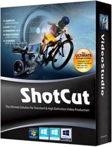 Shotcut 20.06.28 + Portable [Multi/Ru]