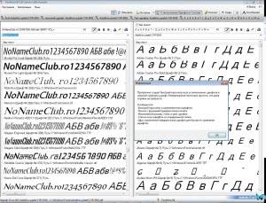 FontViewOK 7.01 + Portable (x86/x64) [Multi/Ru]