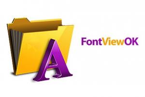 FontViewOK 6.88 + Portable (x86/x64) [Multi/Ru]