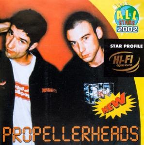 Propellerheads - Star Profile