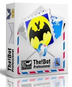 The Bat! Professional 9.2.3 RePack by KpoJIuK [Multi/Ru]