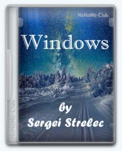 Windows 7 SP1 6.1 (Build 7601.24552) (13in2) x86/x64 by Sergei Strelec [Ru]