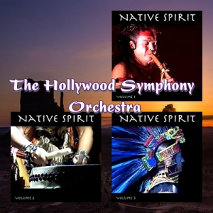 The Hollywood Symphony Orchestra - Native Spirit 3CD