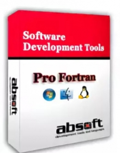 Absoft Fortran 2016 + Gino Graphics 8.0 [En]