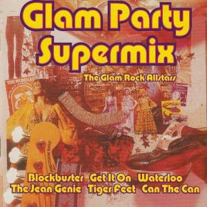 VA - Glam Party Supermix the Glam Rock Allstars