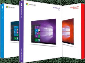 Microsoft Windows 10.0.18362.720 Version 1903 (March 2020 Update) - Оригинальные образы от Microsoft MSDN [En]