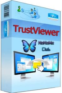 TrustViewer 2.3.0.3881 Portable [Multi/Ru]