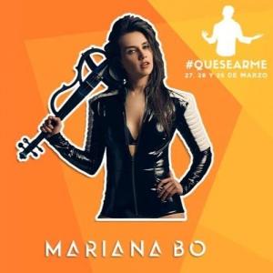 Mariana Bo - Live @ Que Se Arme Fest, Mexico 2020-03-31