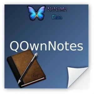 QOwnNotes 20.11.11 Build 790 Portable [Multi/Ru]