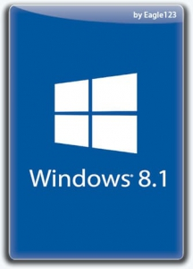 Windows 8.1 20in1 (x86/x64) by Eagle123 (04.2020) [Ru/En]