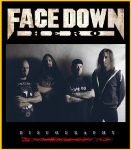 Face Down Hero - Discography