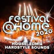 VA - Festival At Home: House, EDM & Hardstyle Sounds