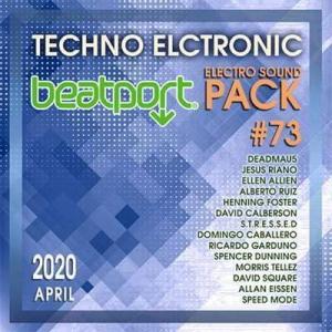 VA - Beatport Techno Electronic: Sound Pack #73