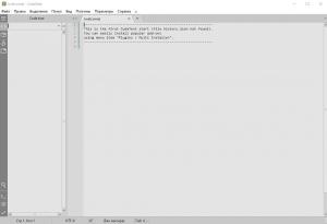 CudaText 1.132.0.5 Portable + addons [Ru/En]