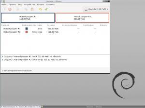 GParted LiveCD 1.1.0-1 [i686, i686-pae, amd64] 3xCD