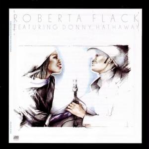 Roberta Flack Featuring Donny Hathaway - Roberta Flack Featuring Donny Hathaway (1979) Reissue CD, 1996, Atlantic