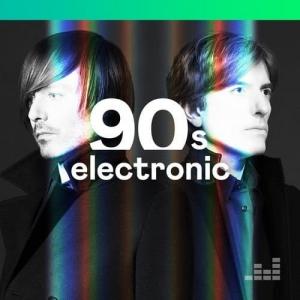 VA - 90s Electronic