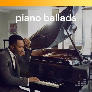 VA - Piano Ballads