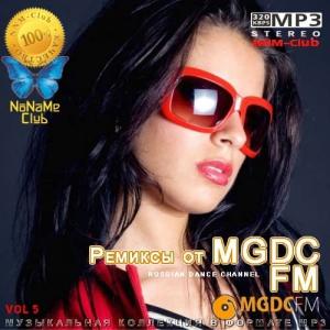 VA - Ремиксы от MGDC FM Vol 5