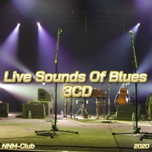 VA - Live Sounds Of Blues 3CD