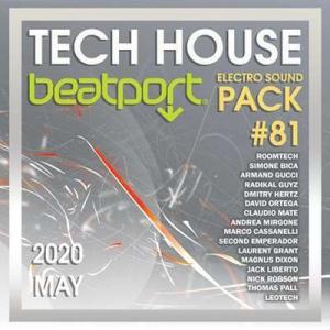 VA - Beatport Tech House: Sound Pack #81