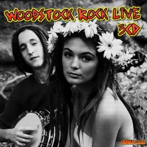 VA - Woodstock Rock Live (3CD)