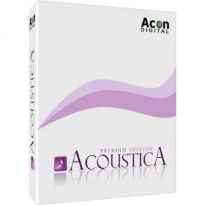 Acoustica Premium Edition 7.2.7 RePack (& Portable) by elchupacabra [Ru/En]