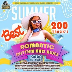 VA - Romantic Rnb: 200 Best Summer Songs