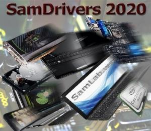 SamDrivers 20.5 OLD - Сборник драйверов для Windows [Multi/Ru]