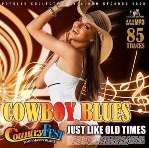 VA - Cowboy Blues: Country Fest Music