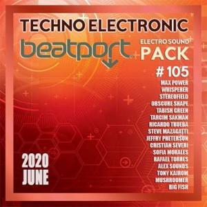 VA - Beatport Techno Electronic: Sound Pack #105