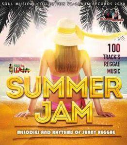 VA - Summer Jam: Sunny Reggae