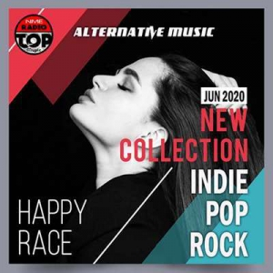 VA - Happy Race: Indie Pop Rock Music