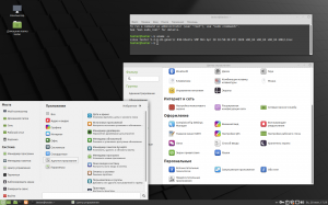 Linux Mint 20.0 Ulyana (XFCE, Mate, Cinnamon) [64bit] 3xDVD