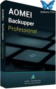 AOMEI Backupper Pro 5.9.0 [Multi] (акция Comss)