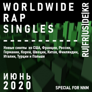 VA - Worldwide Rap Singles - Июнь 2020
