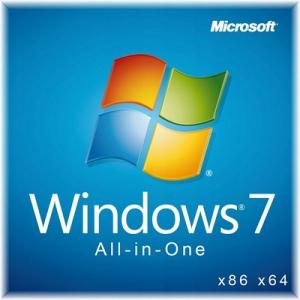 Windows 7 SP1 Build 7601.24556 (Update v11.06.20) AIO x86 x64 by spirin-00 [Ru]