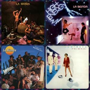 La Bionda - 4 Albums