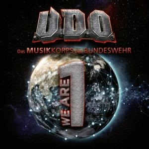 U.D.O. and Das Musikkorps Der Bundeswehr - We Are One