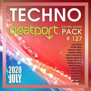 VA - Beatport Techno: Electro Sound Pack #127