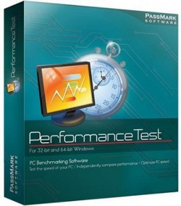 PassMark PerformanceTest 10.0 Build 1008 RePack (& Portable) by elchupacabra [Multi/En]