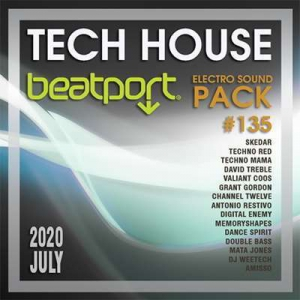 VA - Beatport Tech House: Electro Sound Pack #135