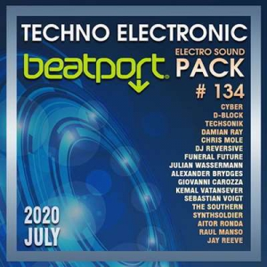 VA - Beatport Techno Electronic: Sound Pack #134