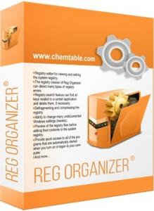 Reg Organizer 8.50 RePack & Portable by 9649 [Ru/En]