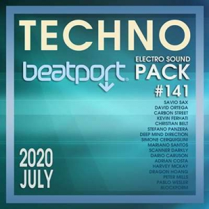 VA - Beatport Techno: Electro Sound Pack #141