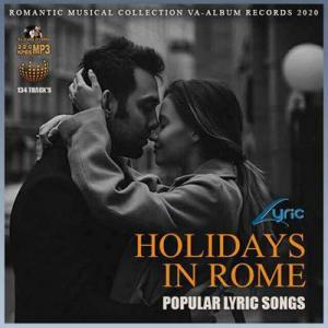 VA - Holidays In Rome: Pop Lyric Songs