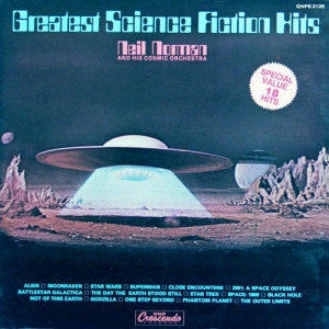 Neil Norman And His Cosmic Orchestra - Greatest Science Fiction Hits