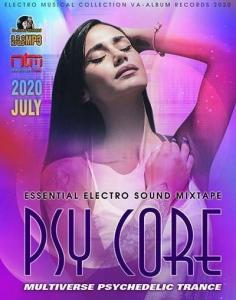 VA - Psy Core Trance Psychedelic