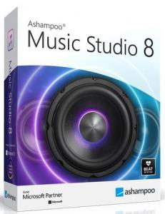 Ashampoo Music Studio 8.0.1.6 RePack (& Portable) by TryRooM [Multi/Ru]