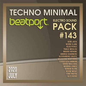 VA - Beatport Techno Minimal: Electro Sound Pack #143